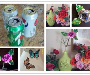 decorations, diy decor ideas, and tin cans image