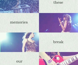 Taylor Swift, long live, and speak now image
