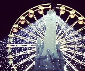 christmas, lights, and dijon image