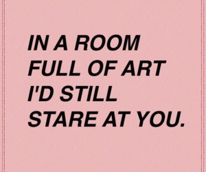 quotes, art, and love image