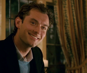 holiday, jude law, and smile image