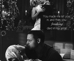 alex, izzie, and married image