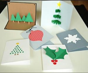 xmas, tarjeta, and carta image