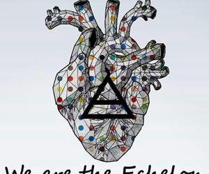 30 seconds to mars, heart, and triad image