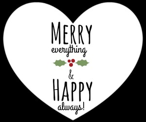 always, christmas, and everything image