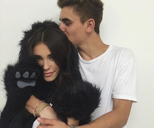 couple, madison beer, and jack gilinsky image