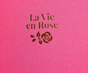 la vie en rose and tumblr image