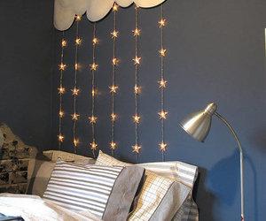 light, stars, and room image