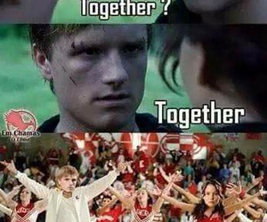 high school musical, together, and katniss image
