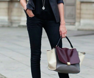classy, chic, and outfit image