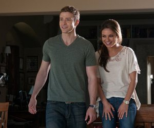 justin timberlake, Mila Kunis, and friends with benefits image