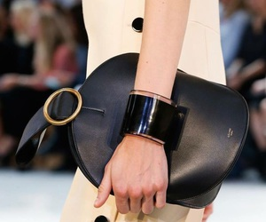chloe, New York Fashion Week, and bag image