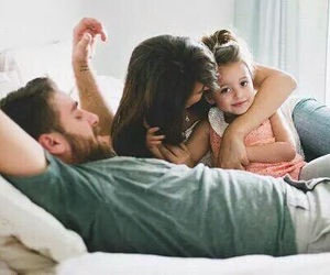 family, goals, and men image