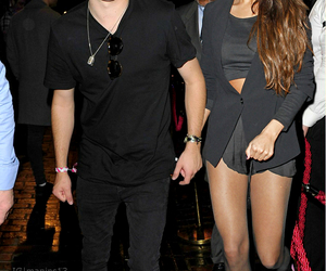 couple, siall, and Hot image