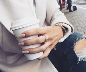 fashion, nails, and beauty image