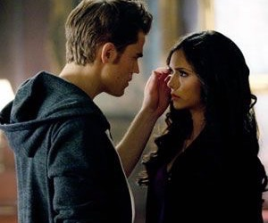 the vampire diaries, tvd, and stefan image