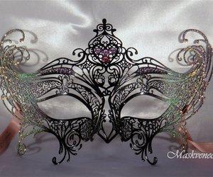 mask and venecian image