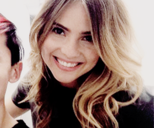 shelley hennig, teen wolf, and malia hale image