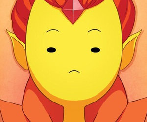 adventure time and flame prince image