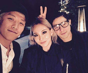 CL, seungri, and skrillex image