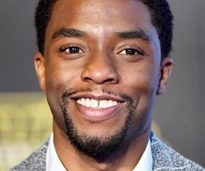 actor, black panther, and handsome image