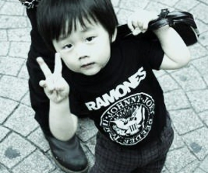 boy, ramones, and cute japanese image