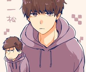 osomatsu-san, ichimatsu, and anime image