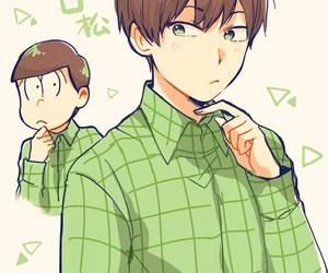 osomatsu-san, choromatsu, and osomatsu image