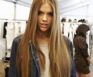 hair, model, and pretty image