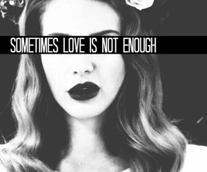 love, lana del rey, and quote image