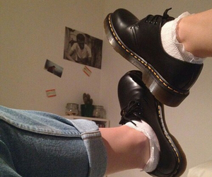 indie, shoes, and grunge image