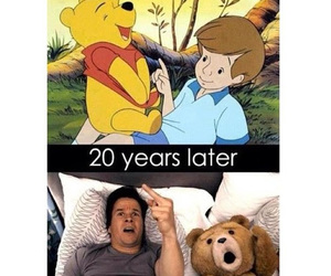 TED and funny image