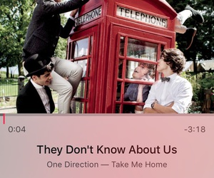 one direction, louis, and take me home image