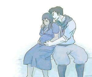 baby, pregnant, and the legend of korra image