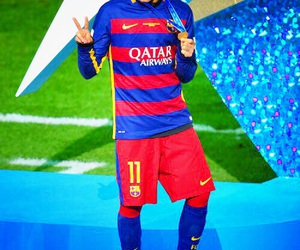 neymar, Barca, and handsome image