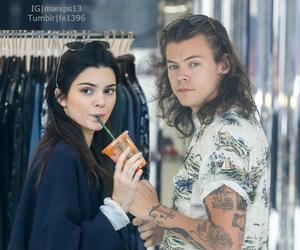 couple, photoshop, and hendall image