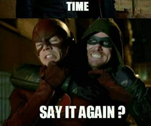 arrow and the flash image