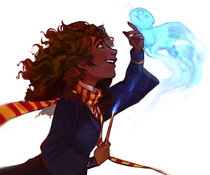 gryffindor, hp, and harry potter image