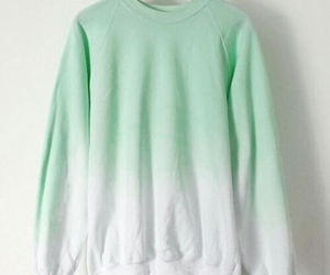 fashion, white, and green image