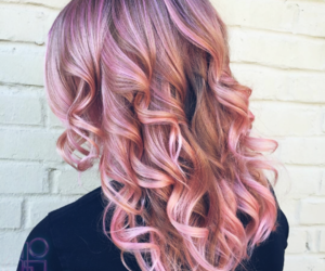 hair and trendy image