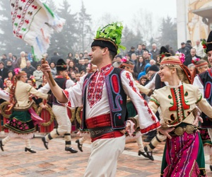 beauty, bulgaria, and dance image