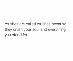 crush, dark, and grunge image