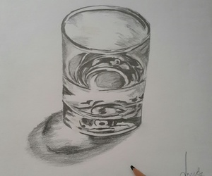 black, pencil, and draw image