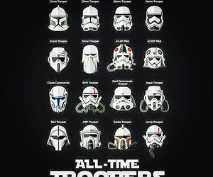 star wars and storm troopers image