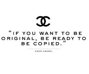 chanel, quotes, and copy image