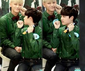 exo, kpop, and tao image
