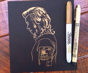 Harry Styles, art, and harry image