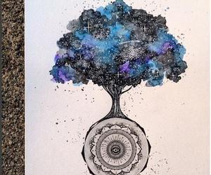 amazing, art, and tree image