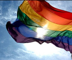 arco iris, lesbian, and love is love image