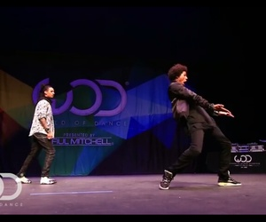 dancers, wod, and les twins image